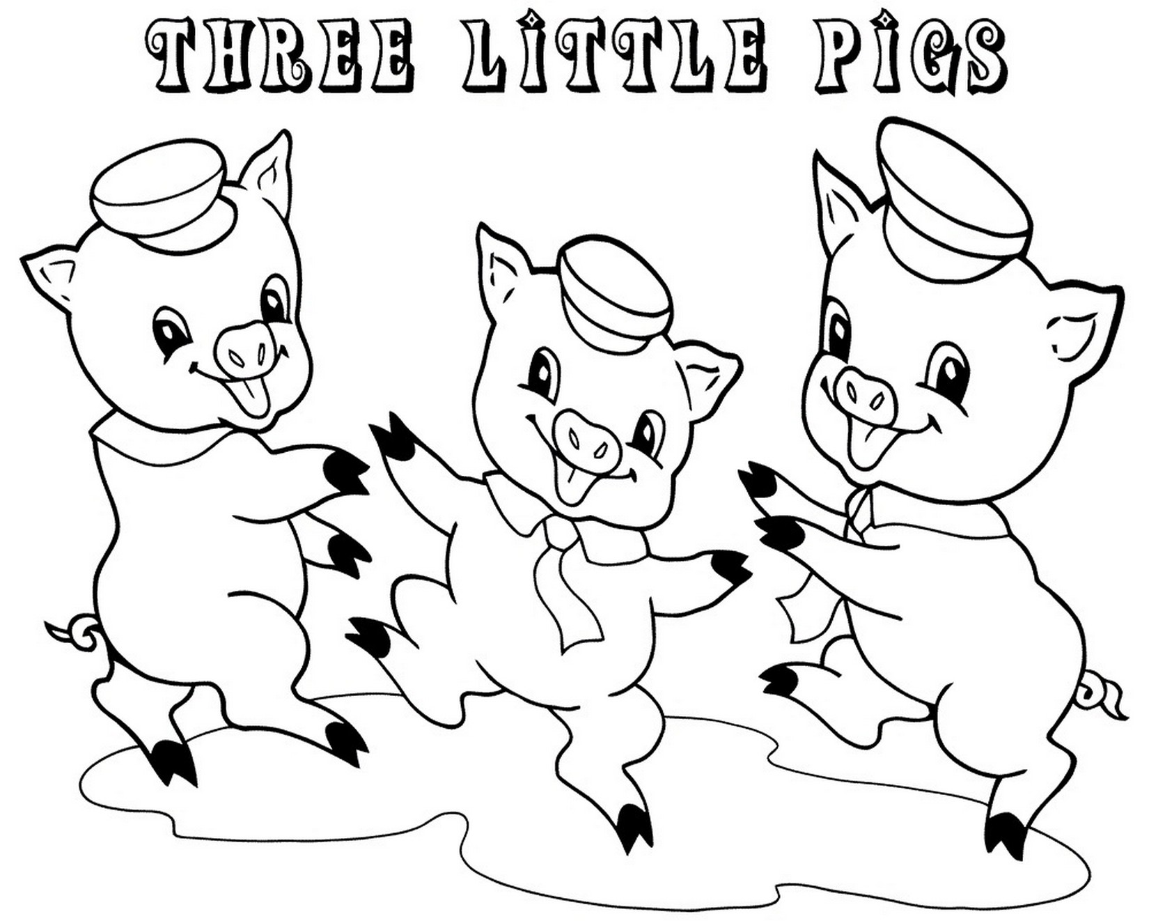 coloring page of pig pig coloring pages woo jr kids activities pig page of coloring