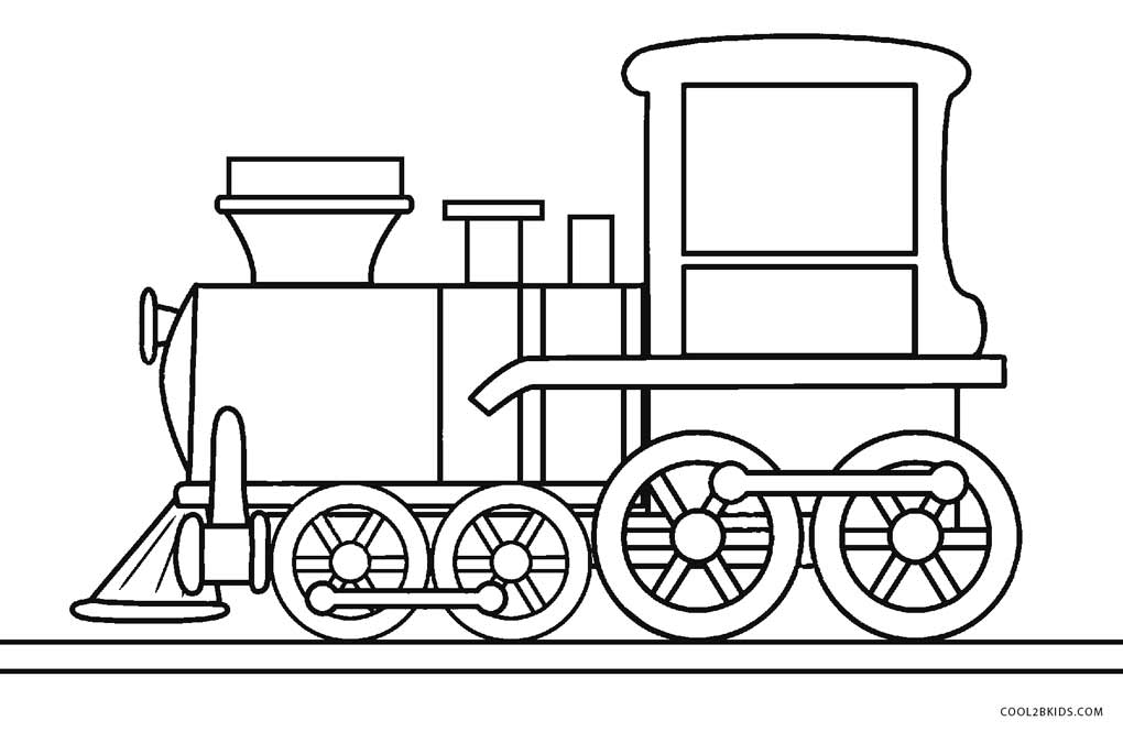 coloring page of train engine free printable train coloring pages for kids cool2bkids coloring page engine of train