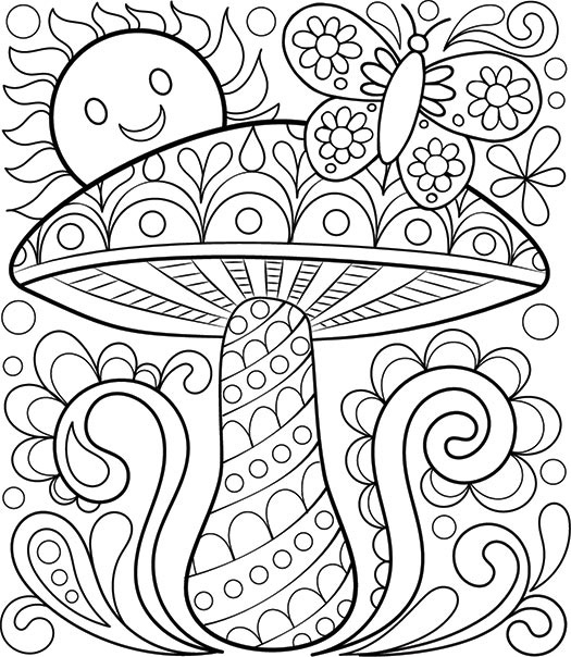 coloring page pdf printable adult pdf coloring page book 12 coloring pdf page