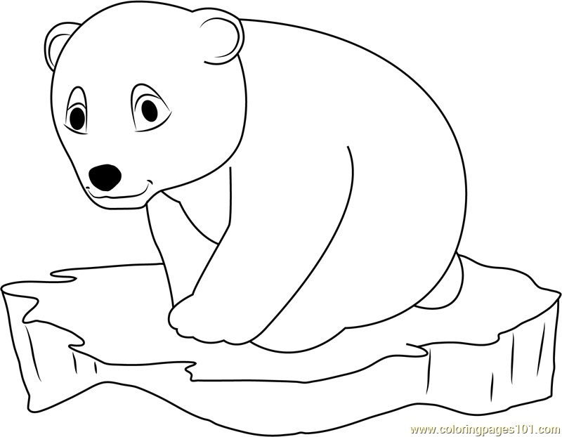 coloring page polar bear polar bear coloring pages coloring pages to download and coloring page bear polar