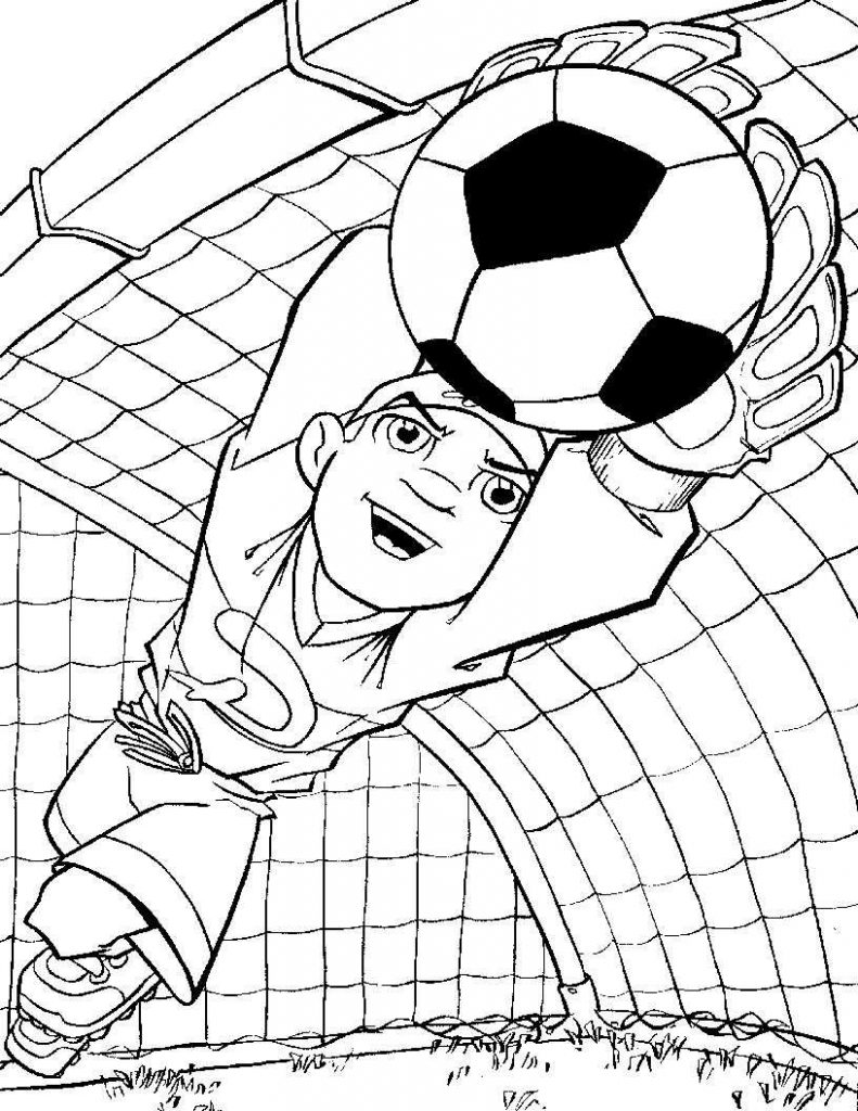 coloring page soccer free printable soccer coloring pages for kids soccer page coloring