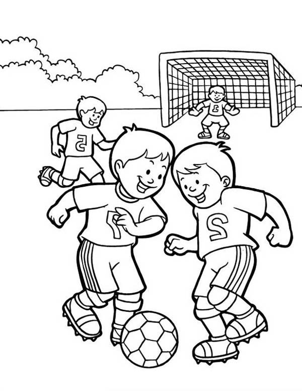 coloring page soccer soccer coloring pages coloring soccer page 1 1