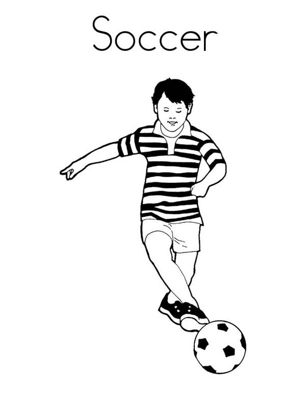 coloring page soccer soccer free to color for kids soccer kids coloring pages soccer page coloring