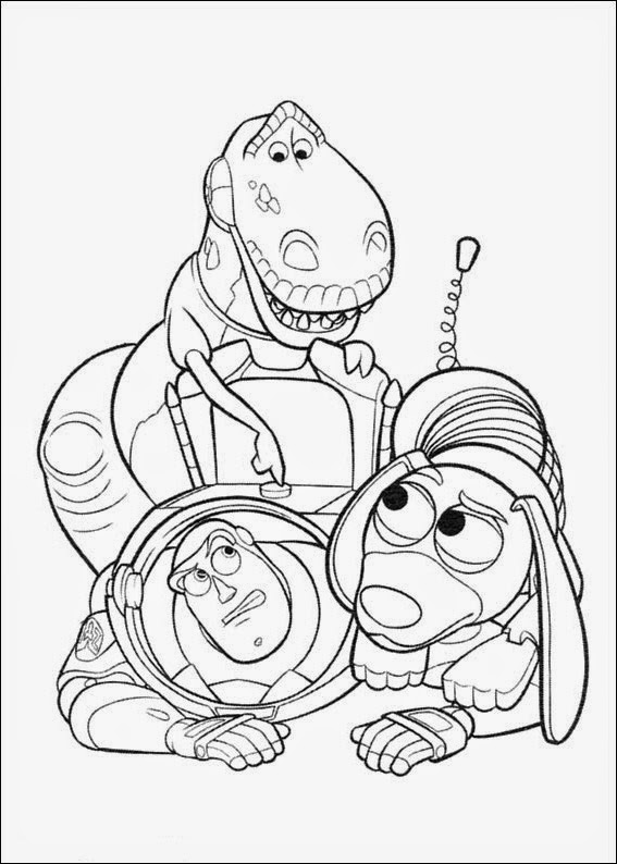 coloring page toy story coloring pages toy story free printable coloring pages page story toy coloring