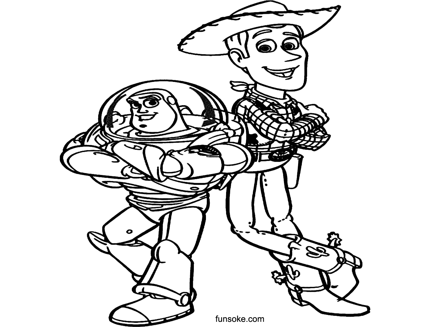 coloring page toy story colouring pages woody toy story funsoke coloring page story toy