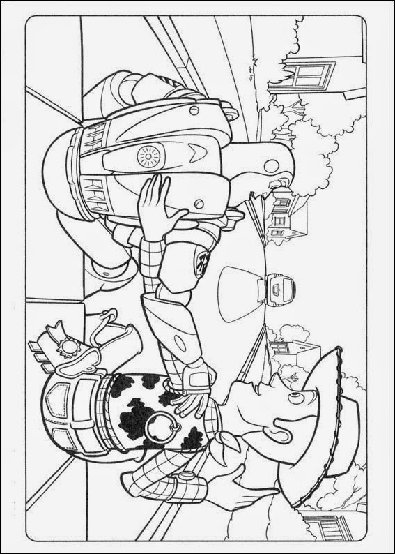 coloring page toy story free printable toy story coloring pages story coloring page toy