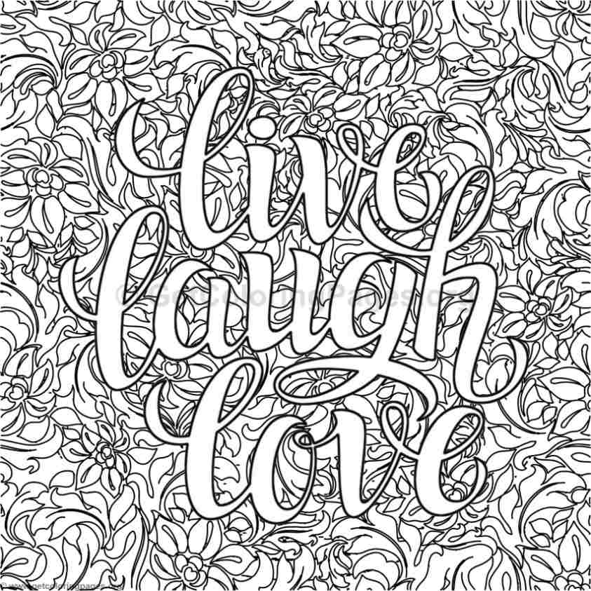 coloring page words instant download coloring page comic book words by page coloring words