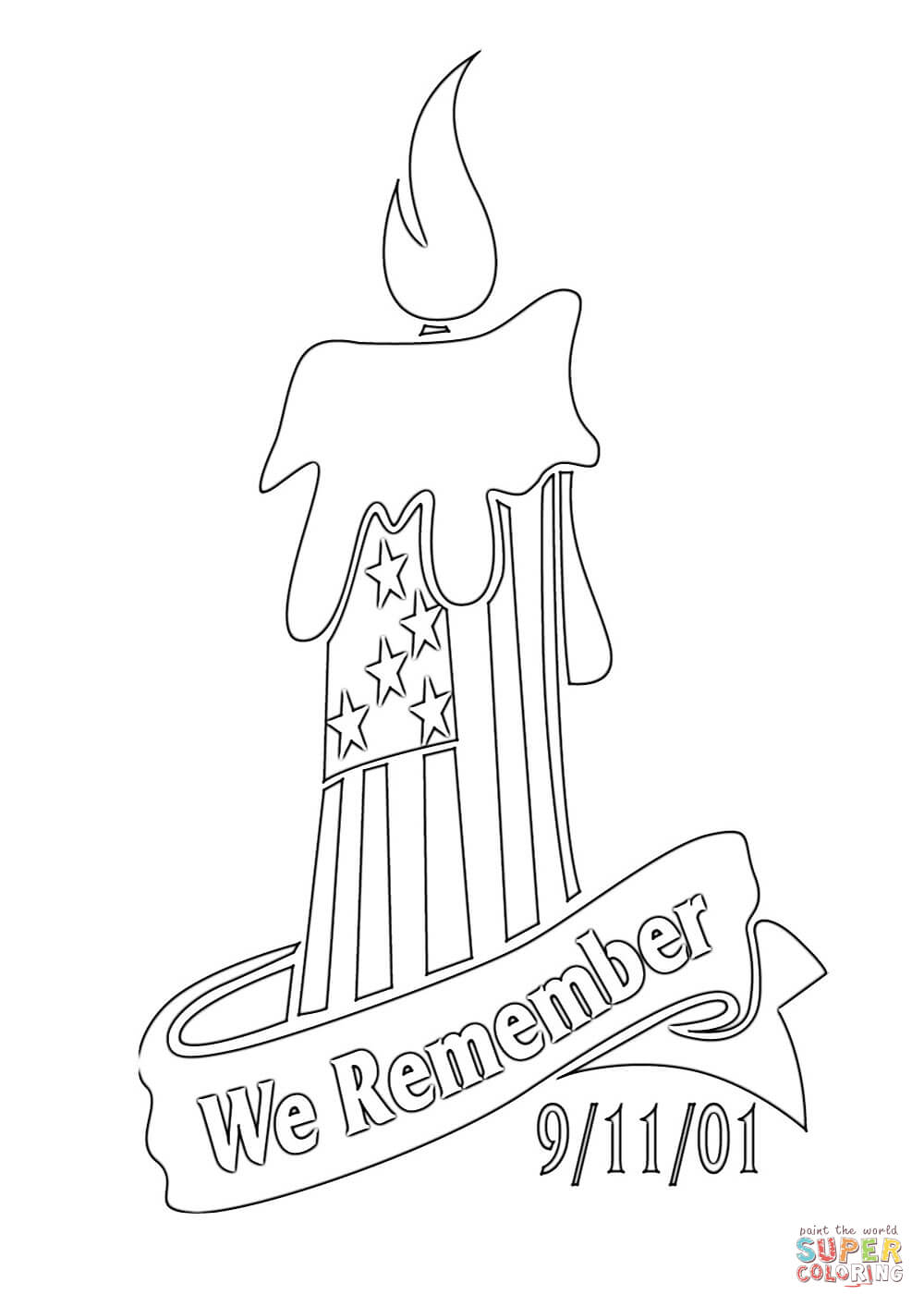 Coloring pages 9/11