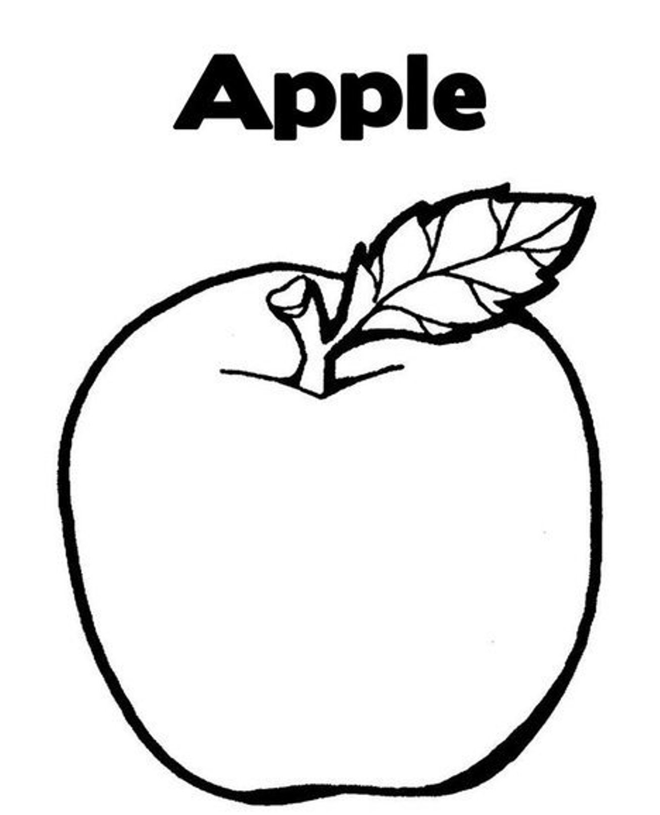 coloring pages apple apple coloring page free printable coloring pages apple pages coloring