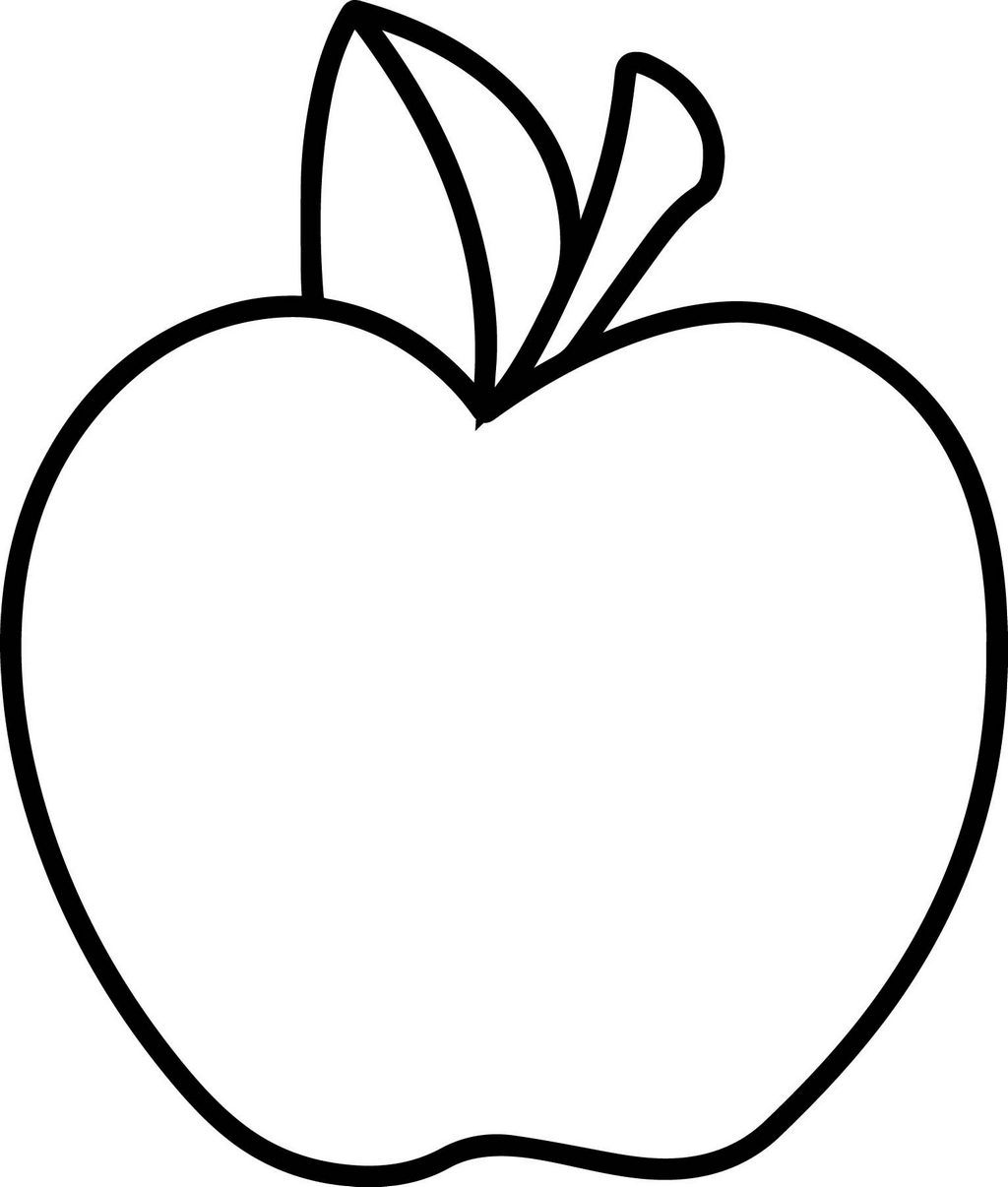 coloring pages apple apple with pattern coloring page free printable coloring apple coloring pages