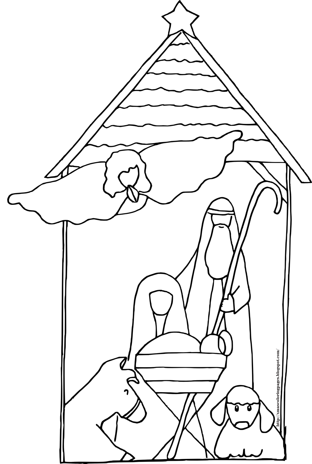 coloring pages baby jesus in manger baby jesus coloring pages best coloring pages for kids manger coloring jesus in baby pages