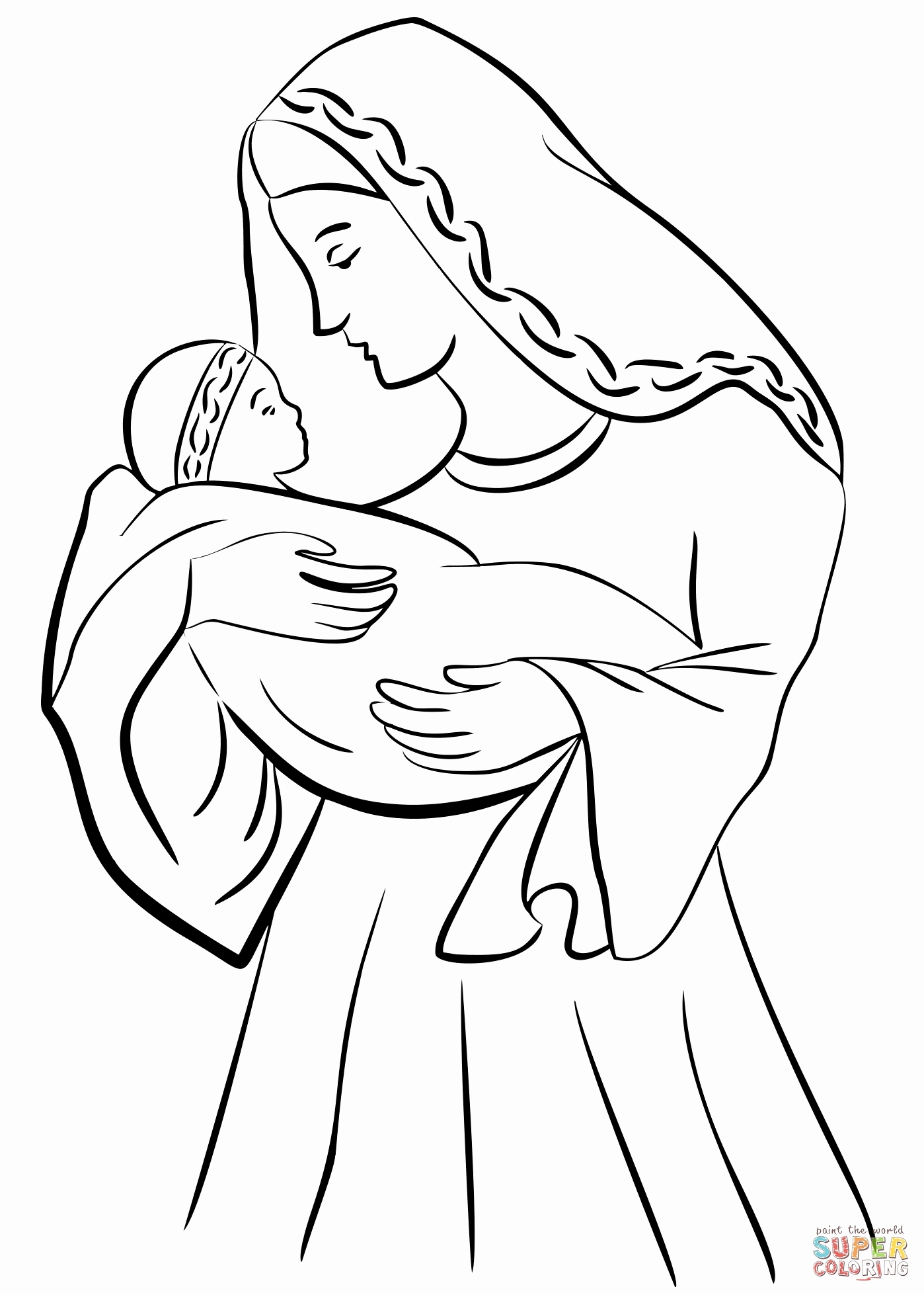 coloring pages baby jesus in manger coloring pages of jesus in the manger at getcoloringscom jesus baby coloring in manger pages