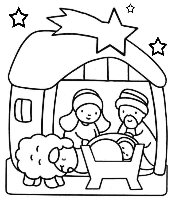 coloring pages baby jesus in manger nerva dzikanyanga post upon being motivated to write a baby manger in pages jesus coloring