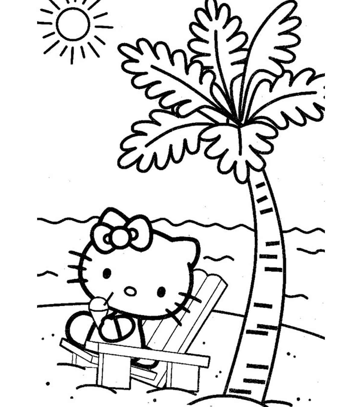 coloring pages beach scenes 25 free printable beach coloring pages scribblefun beach pages scenes coloring