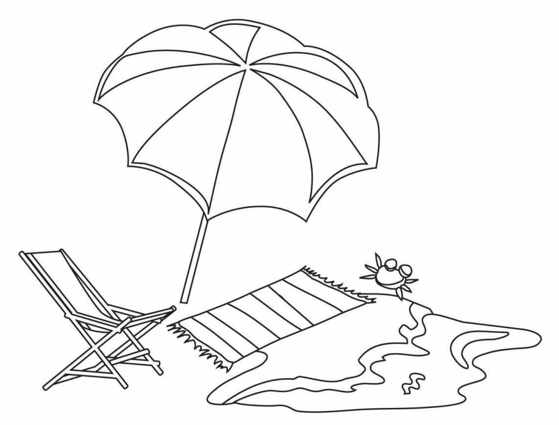 coloring pages beach scenes 25 free printable beach coloring pages scribblefun scenes pages coloring beach