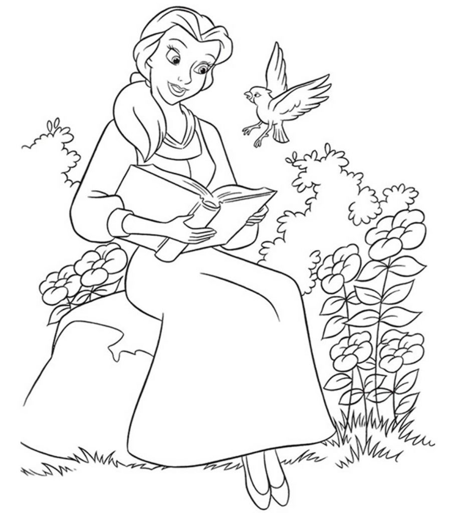 coloring pages beauty and the beast beauty and the beast coloring pages pages coloring beauty beast and the