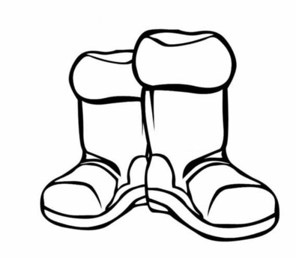 coloring pages boots cowboy boot coloring sheet coloringmecom boots pages coloring