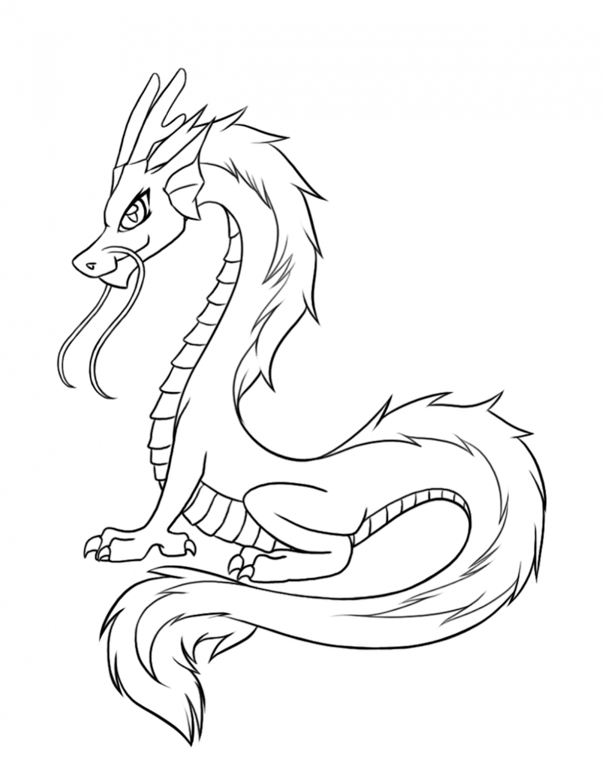 coloring pages chinese dragon dragon coloring pages kidsuki chinese pages coloring dragon