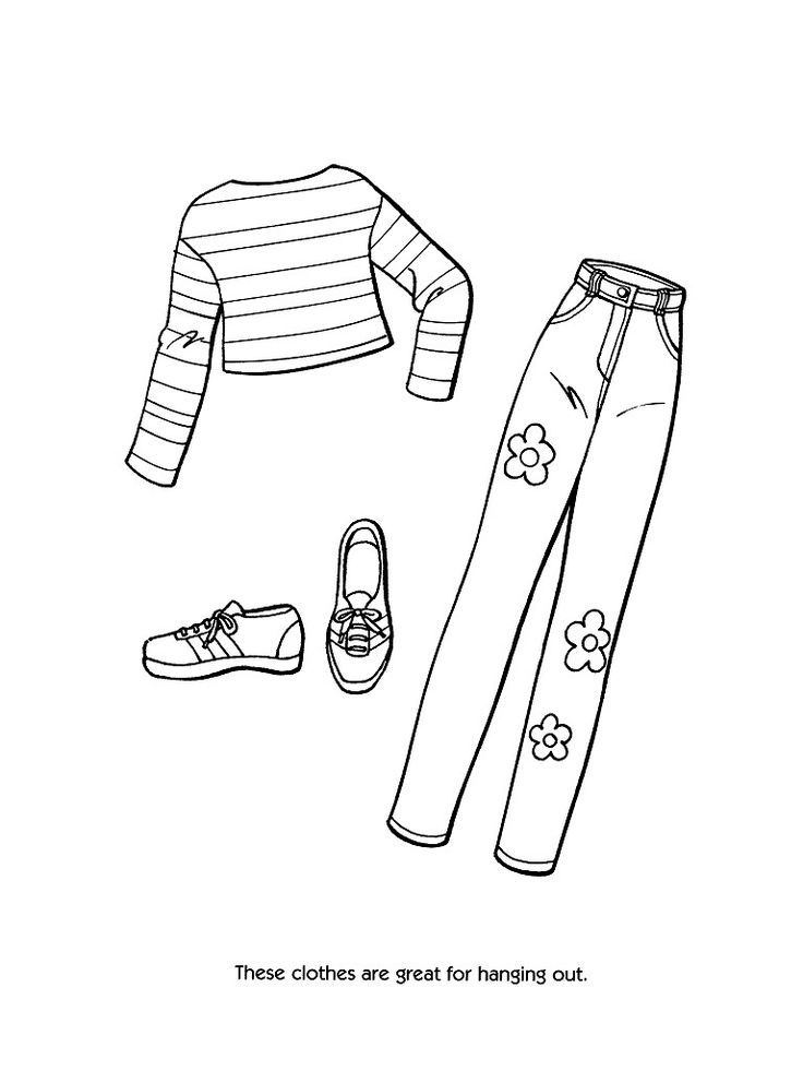 coloring pages clothes printable free printable winter coloring pages for kids pages clothes coloring printable