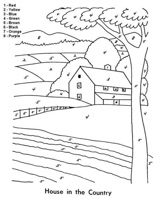 coloring pages color by number halloween number coloring pages at getcoloringscom free color pages number coloring by