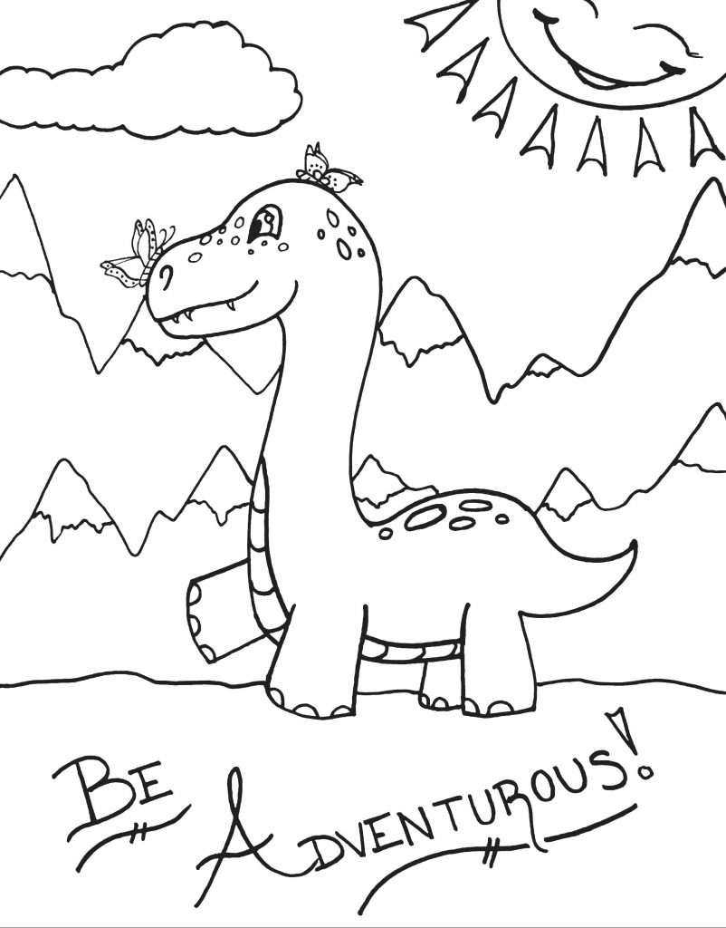 coloring pages dinosaurs dinosaur coloring pages preschool at getcoloringscom pages dinosaurs coloring