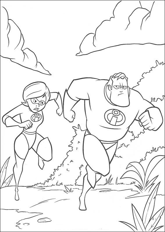 coloring pages disney incredibles kids n funcom 62 coloring pages of incredibles coloring disney pages incredibles