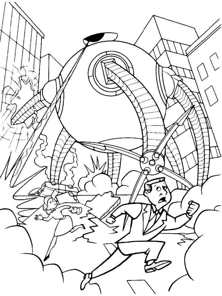coloring pages disney incredibles the incredibles coloring pages download and print the coloring incredibles disney pages