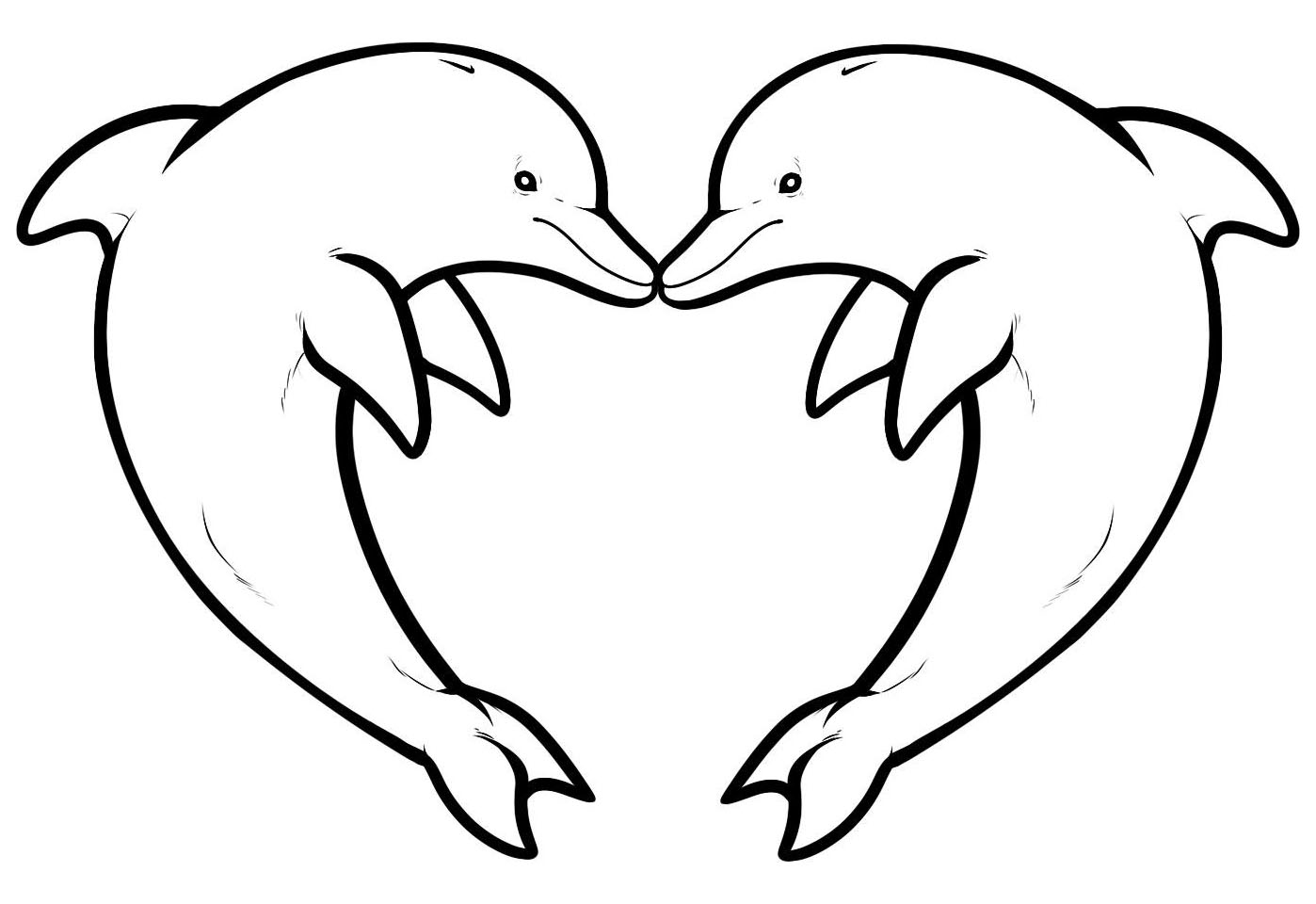 coloring pages dolphin dolphin coloring pages download and print for free coloring dolphin pages