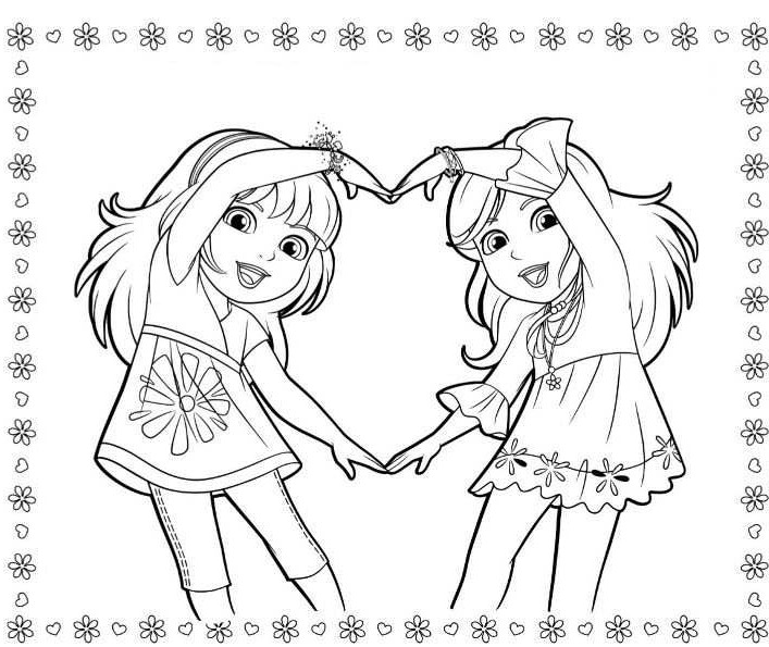 coloring pages dora and friends dora and friends coloring pages to download and print for free dora and pages friends coloring