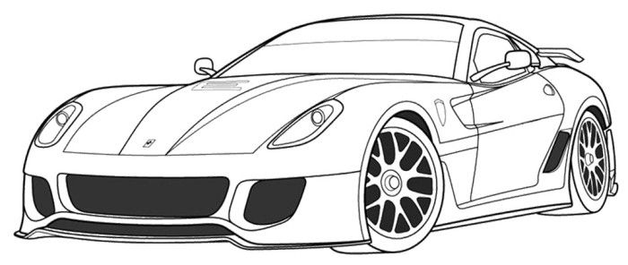 coloring pages ferrari ferrari coloring pages free printable ferrari coloring pages coloring ferrari pages
