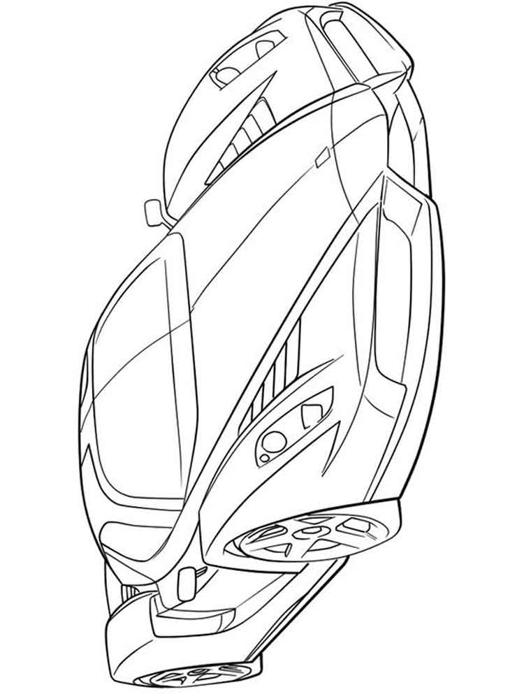 coloring pages ferrari top speed cars enzo ferrari coloring pages kids play color ferrari pages coloring