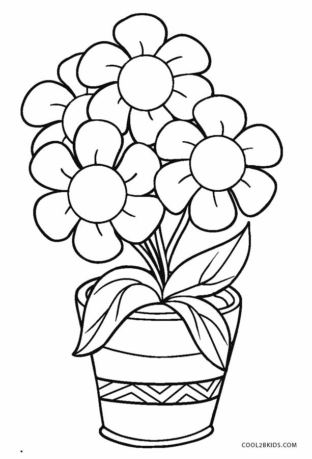 coloring pages flowers printable flowers free coloring pages flowers coloring pages printable