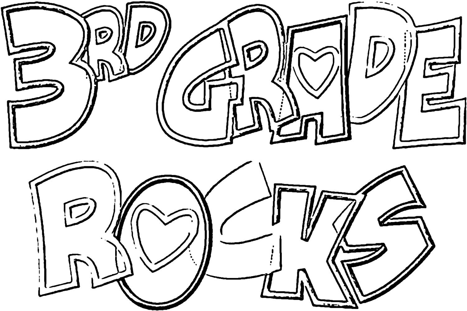 coloring pages for 3rd graders 3rd grade coloring pages free download on clipartmag pages graders coloring for 3rd