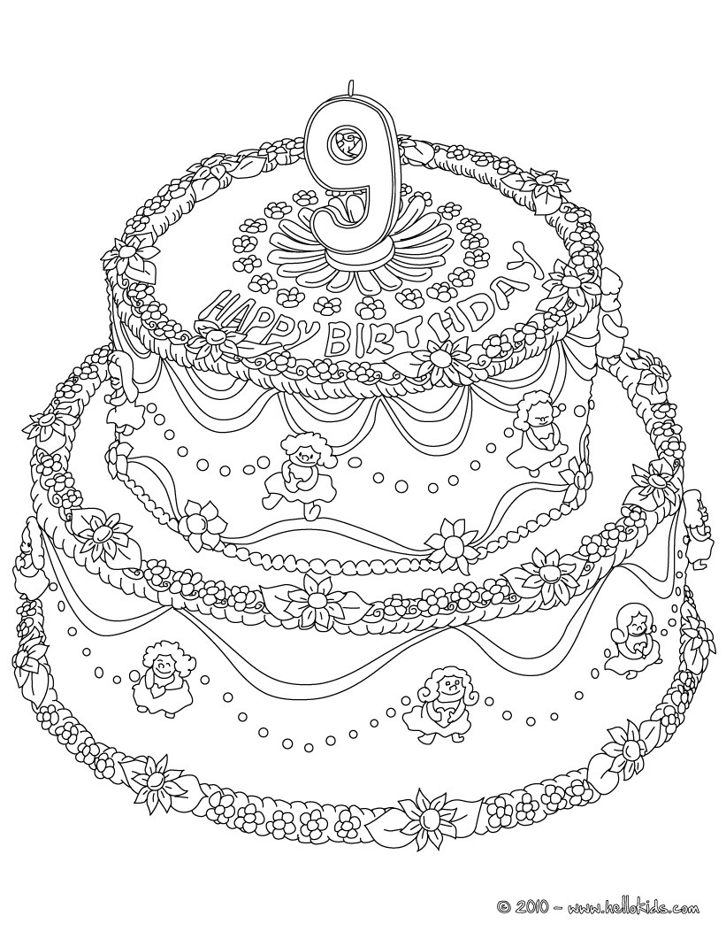 coloring pages for 9 year olds coloring pages for 9 year olds free download on clipartmag 9 for pages olds year coloring