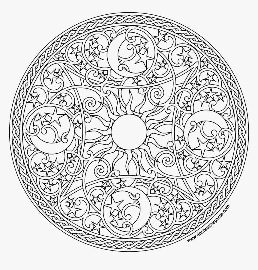 coloring pages for adults hd amazingly relaxing free celestial mandala coloring pages for hd coloring adults pages
