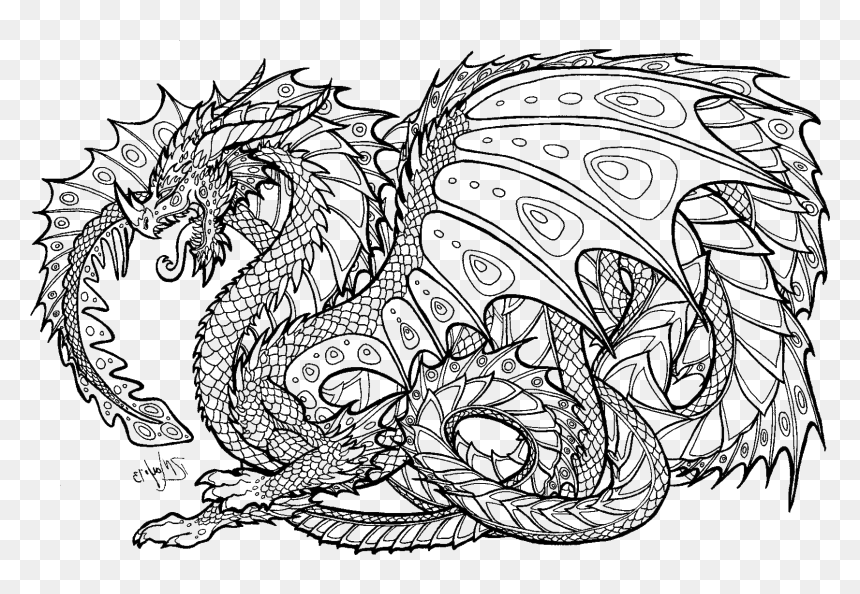 coloring pages for adults hd dragon colouring pages for adults hd png download vhv for pages adults hd coloring