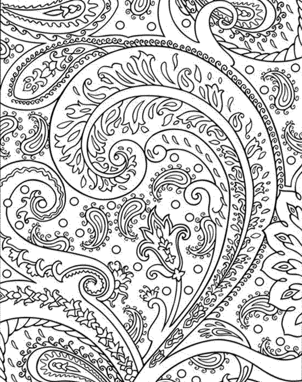 Coloring pages for adults hd