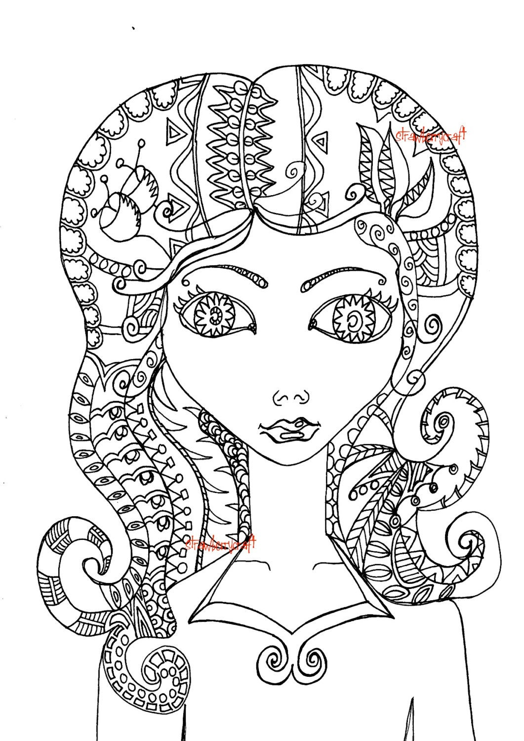 coloring pages for adults women woman coloring pages for adults page 3 for pages women coloring adults