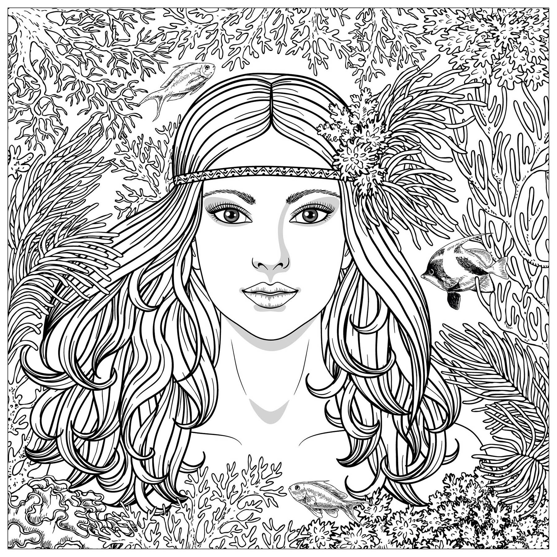 coloring pages for adults women woman coloring pages for adults page 3 women pages for coloring adults