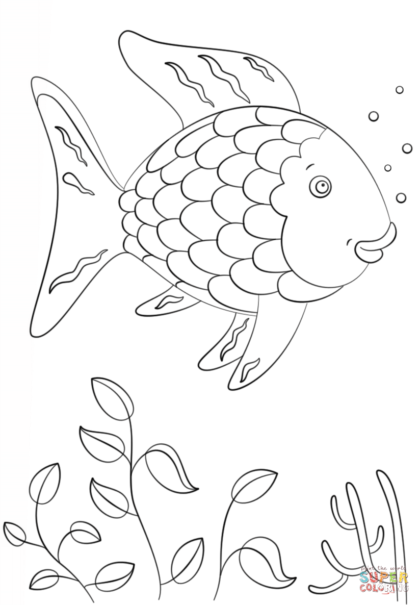 coloring pages for fish print download cute and educative fish coloring pages coloring for fish pages 1 1