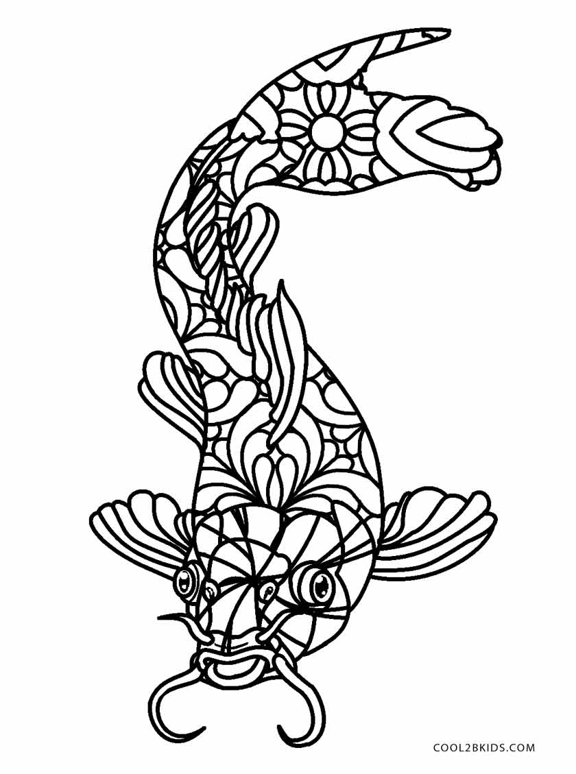 coloring pages for fish print download cute and educative fish coloring pages pages fish for coloring