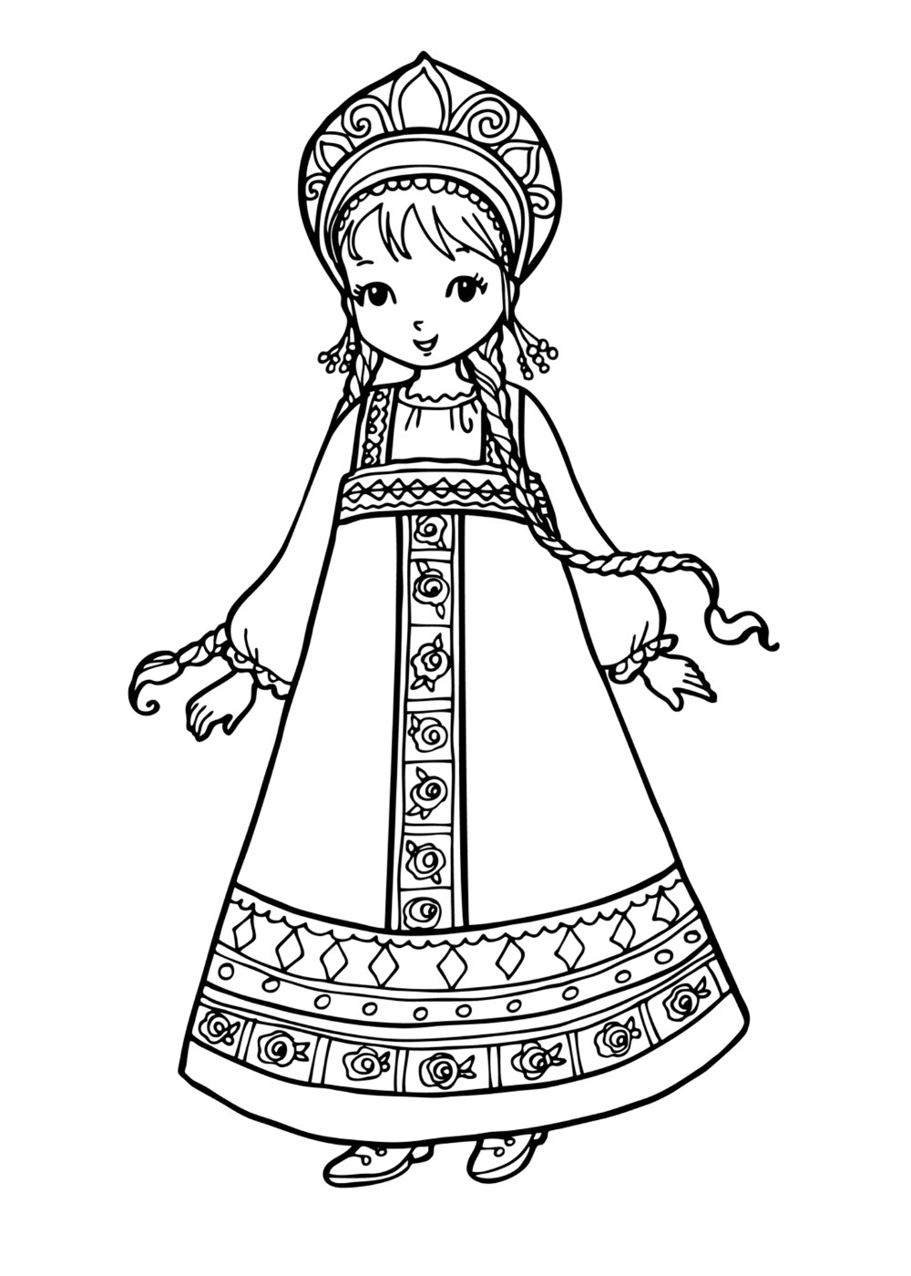 coloring pages for girls dresses dress coloring pages free printable dress coloring pages pages for dresses girls coloring