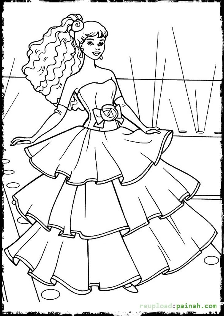 coloring pages for girls dresses dress coloring pages to download and print for free dresses for pages girls coloring