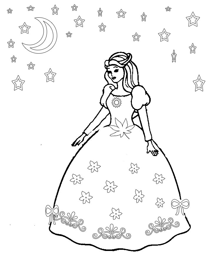 coloring pages for girls dresses free coloring pages of dress sketsa model pakaian pages for coloring dresses girls