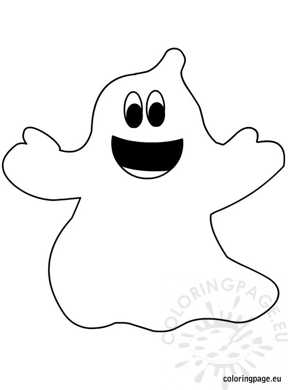 coloring pages ghost scary ghost coloring pages at getcoloringscom free coloring ghost pages
