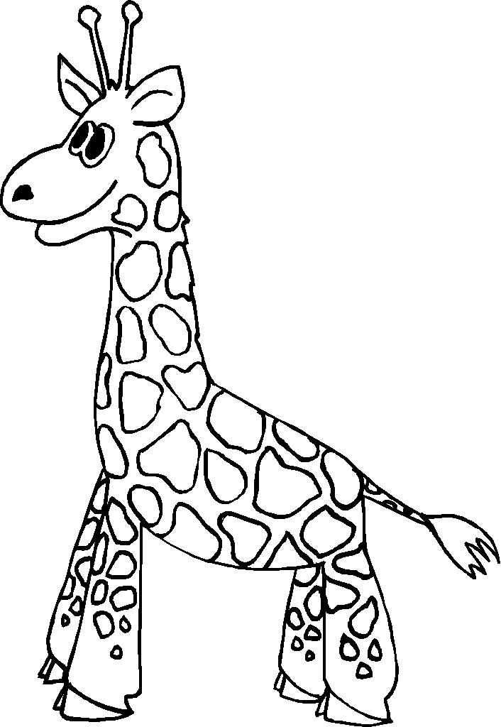 coloring pages giraffe giraffes free coloring pages pages coloring giraffe