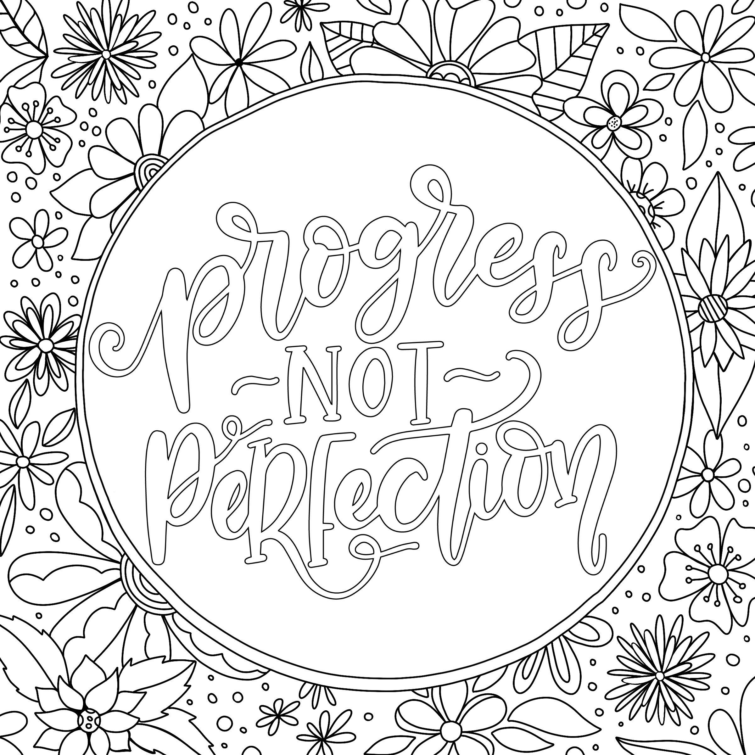 coloring pages inspirational inspirational quotes coloring pages for adults pages coloring inspirational