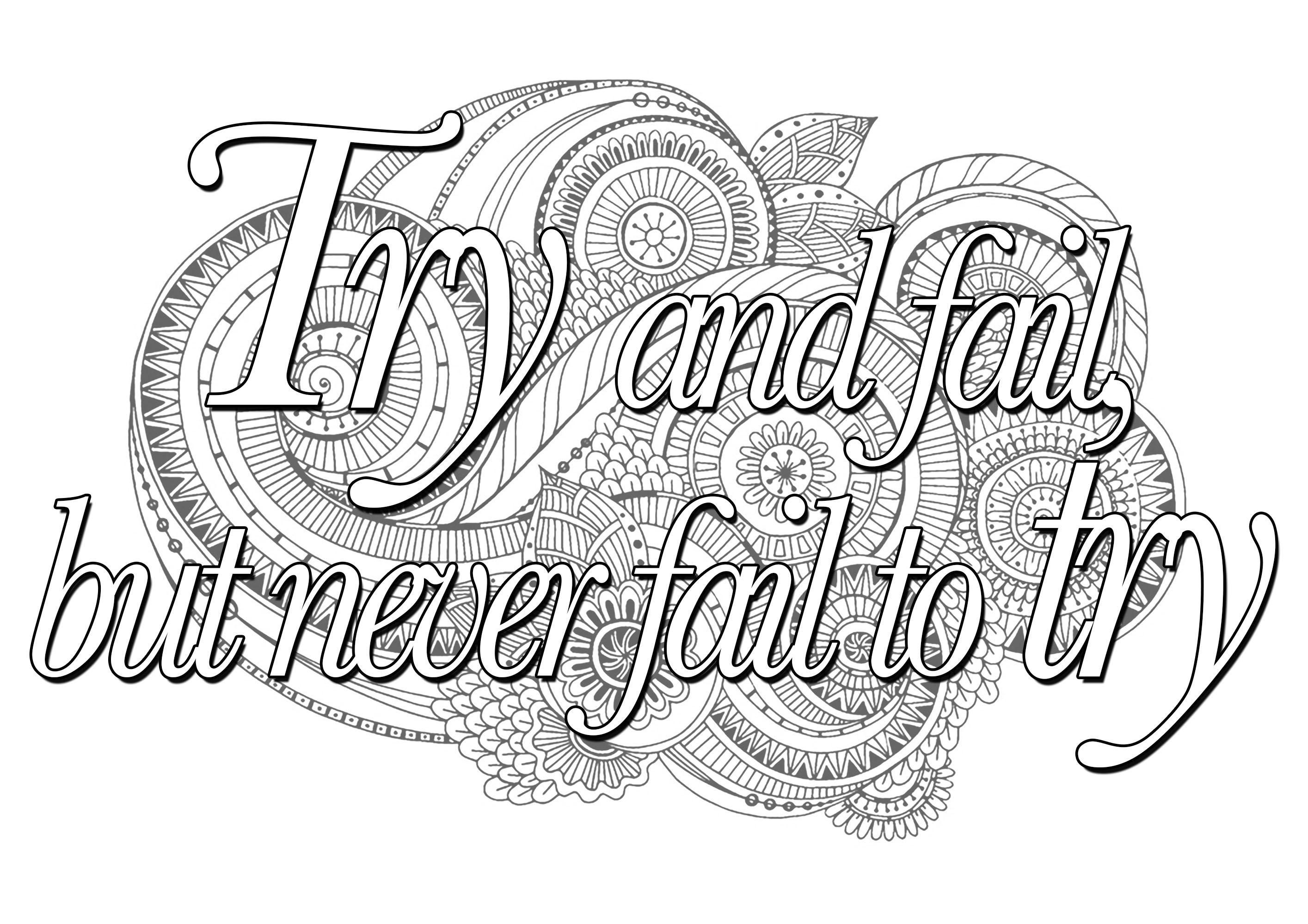 coloring pages inspirational quote and sayings coloring pages activity shelter coloring inspirational pages
