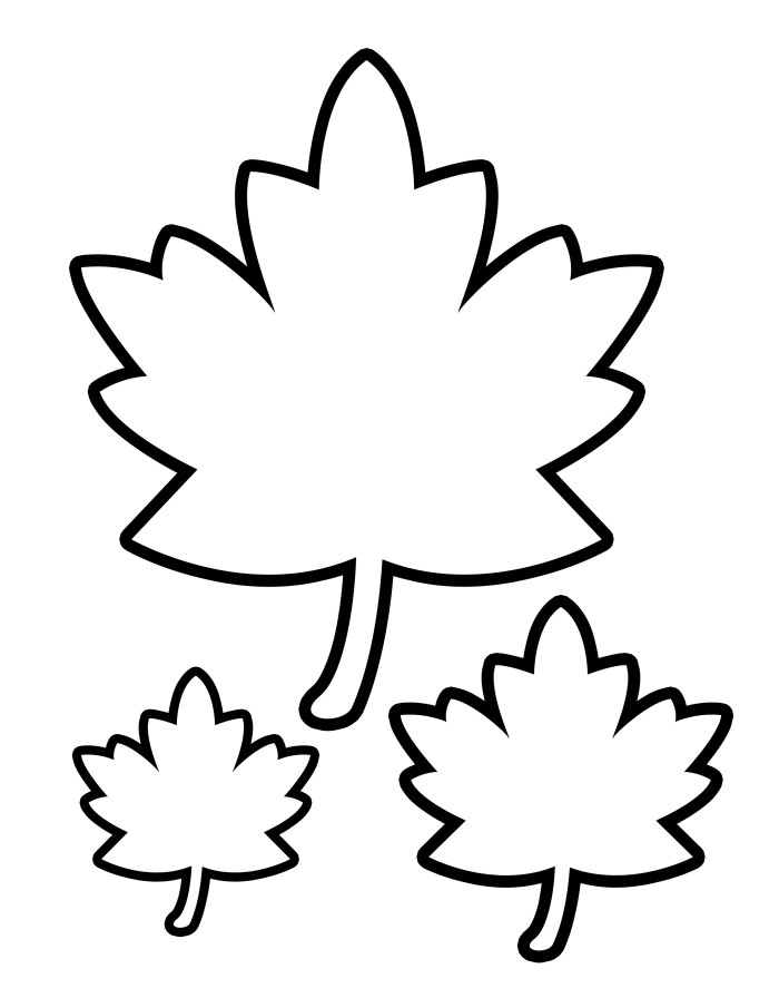coloring pages leaves fall 5 best images of printable autumn leaves fall leaves coloring leaves fall pages