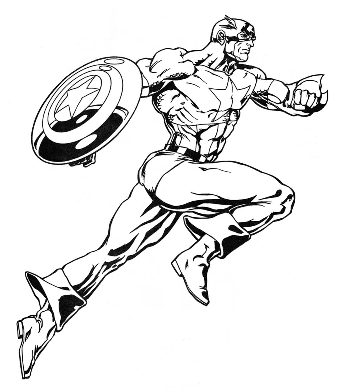 coloring pages marvel how to draw captain marvel 2019 movie drawing tutorial marvel coloring pages